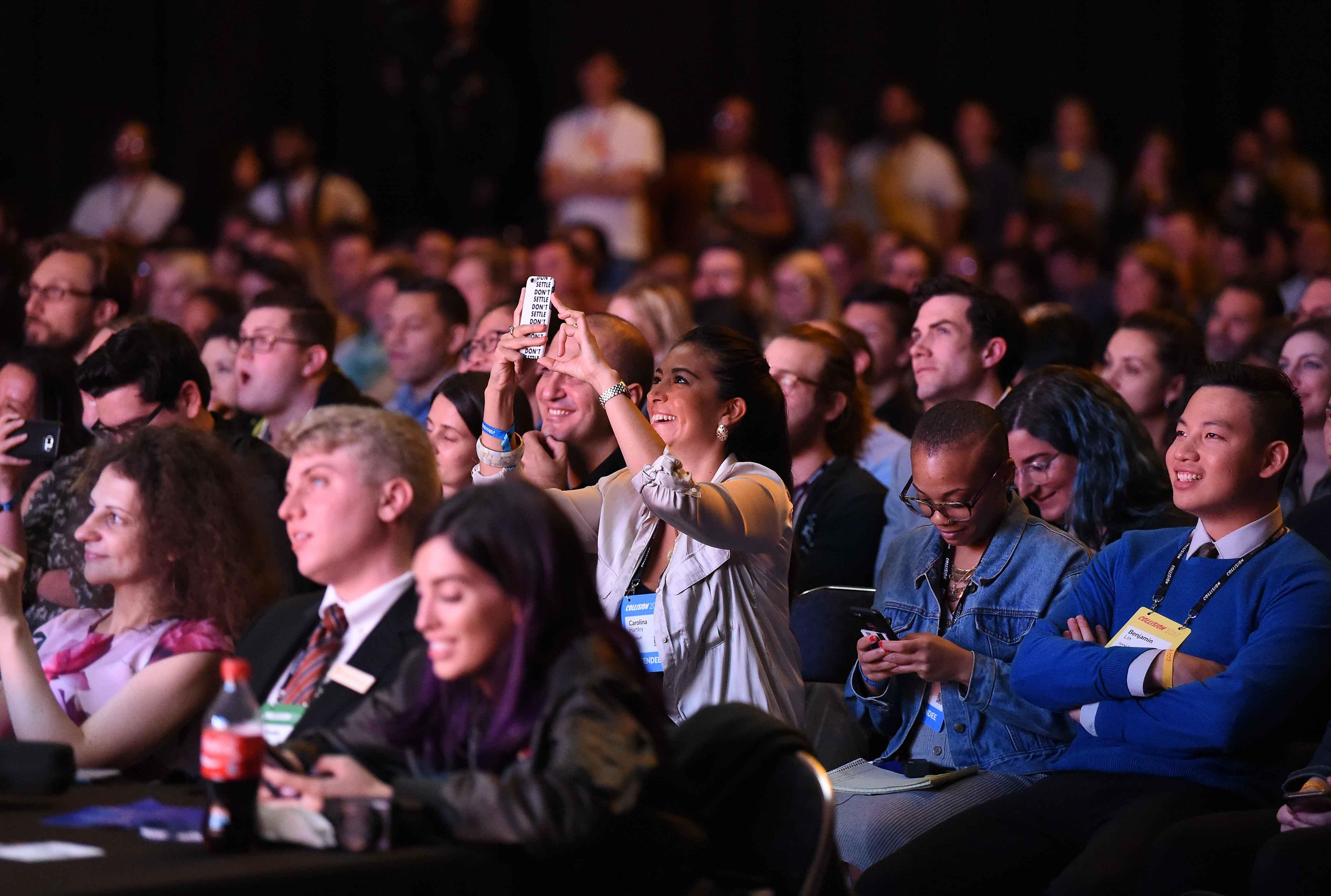 Was verrät die Körpersprache deines Publikums?